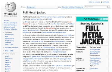 http://fr.wikipedia.org/wiki/Full_Metal_Jacket