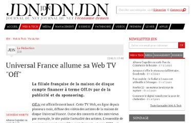 http://www.journaldunet.com/ebusiness/le-net/universal-france-lance-off-tv-0111.shtml