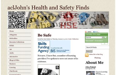 http://www.acljohn.com/health-and-safety/be-safe