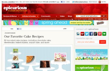http://www.epicurious.com/articlesguides/howtocook/dishes/cakerecipes