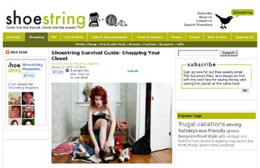 http://www.shoestringmag.com/shopping/shoestring-survival-guide-shopping-your-closet