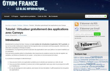 http://www.otium-france.net/2010/04/29/tutorial-virtualiser-gratuitement-des-applications-avec-cameyo/
