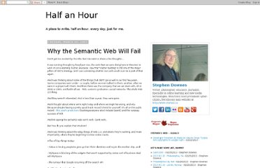 http://halfanhour.blogspot.com/2007/03/why-semantic-web-will-fail.html
