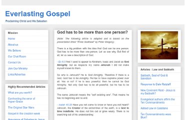 http://everlasting-gospel.blogspot.com/2009/01/god-has-to-be-more-than-one-person.html