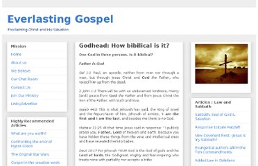 http://everlasting-gospel.blogspot.com/2008/08/godhead-how-bibilical-is-it.html