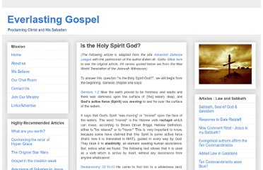 http://everlasting-gospel.blogspot.com/2009/04/is-holy-spirit-god.html