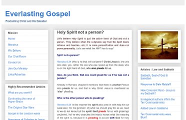 http://everlasting-gospel.blogspot.com/2008/07/holy-spirit-not-person.html
