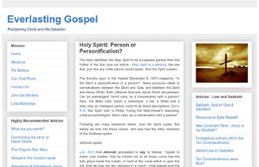 http://everlasting-gospel.blogspot.com/2008/11/god-spirit.html