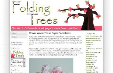 http://foldingtrees.com/2008/08/flower-week-tissue-paper-carnations/