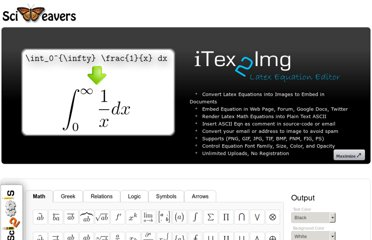 http://www.sciweavers.org/free-online-latex-equation-editor