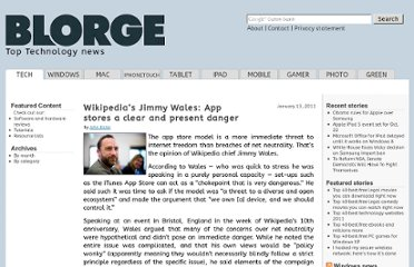 http://tech.blorge.com/Structure:%20/2011/01/13/wikipedias-jimmy-wales-app-stores-a-clear-and-present-danger/