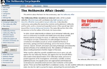 http://www.velikovsky.info/The_Velikovsky_Affair_%28book%29