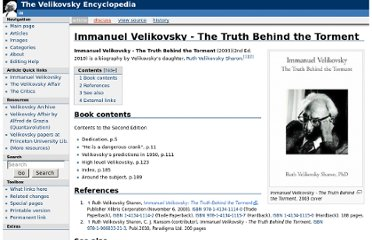 http://www.velikovsky.info/Immanuel_Velikovsky_-_The_Truth_Behind_the_Torment