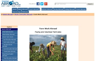 http://www.transitionsabroad.com/listings/work/shortterm/farm_jobs_agriculture.shtml