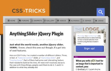 http://css-tricks.com/anythingslider-jquery-plugin/