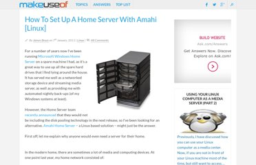 http://www.makeuseof.com/tag/set-home-server-amahi/