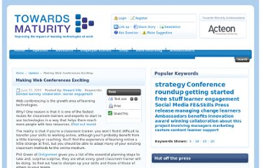 http://www.towardsmaturity.org/article/2009/06/22/making-web-conferences-exciting/