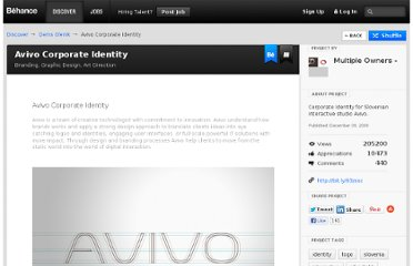http://www.behance.net/gallery/Avivo-Corporate-Identity/364321