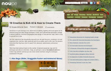 http://www.noupe.com/design/10-creative-rich-ui-interfaces-how-to-create-them.html