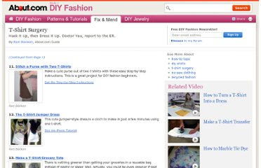 http://diyfashion.about.com/od/diytops/tp/T-Shirt_Surgery.01.htm