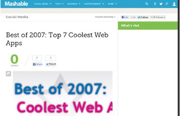 http://mashable.com/2007/12/17/best-of-2007-top-7-coolest-web-apps/