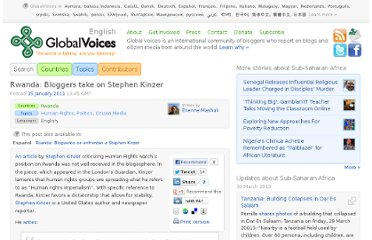 http://globalvoicesonline.org/2011/01/15/rwanda-bloggers-take-on-stephen-kinzer/