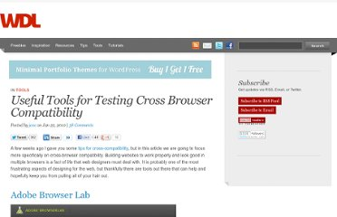 http://webdesignledger.com/tools/useful-tools-for-testing-cross-browser-compatibility