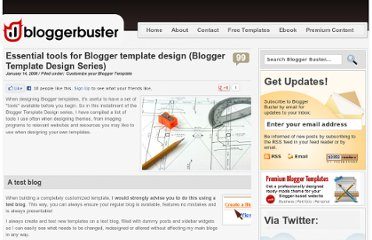 http://www.bloggerbuster.com/2008/01/essential-tools-for-blogger-template.html