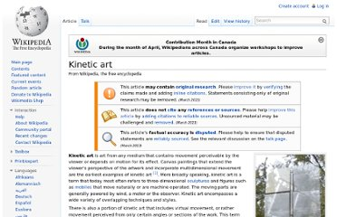 http://en.wikipedia.org/wiki/Kinetic_art