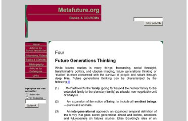 http://www.metafuture.org/Books/Future_Generations_Thinking_Chapter_from_Questioning_the_Future.htm