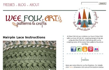http://weefolkart.com/content/hairpin-lace-instructions