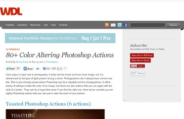http://webdesignledger.com/freebies/80-color-altering-photoshop-actions