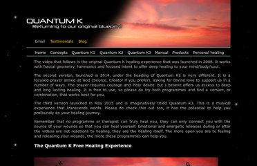 http://www.quantumk.co.uk/quantumk_video.htm