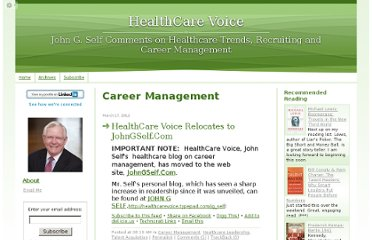 http://healthcarevoice.typepad.com/healthcare_voice/career-management/
