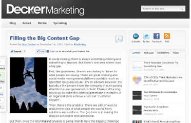 http://deckermarketing.com/2010/12/14/filling-the-big-content-gap/