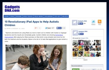 http://www.gadgetsdna.com/10-revolutionary-ipad-apps-to-help-autistic-children/5522/