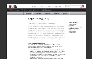 http://www.adlibsoft.com/products/thesaurus-uk