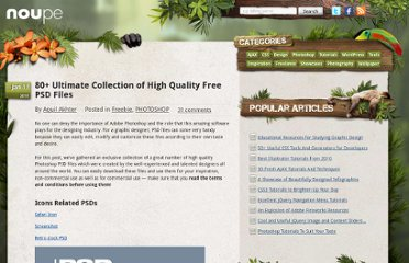 http://www.noupe.com/freebie/80-ultimate-collection-of-high-quality-free-psd-files.html