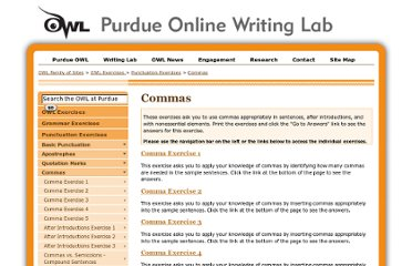 http://owl.english.purdue.edu/exercises/3/5