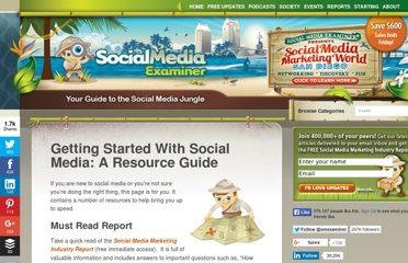 http://www.socialmediaexaminer.com/getting-started/