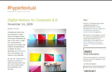 http://thehypertextual.com/2009/11/14/digital-natives-vs-corporate-b-s/