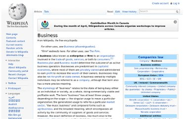 http://en.wikipedia.org/wiki/Business