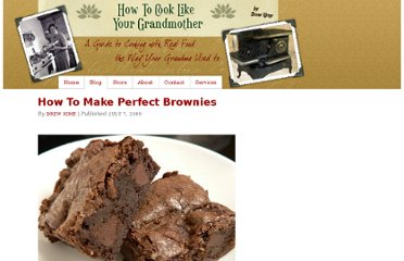 http://cooklikeyourgrandmother.com/2009/07/how-to-make-perfect-brownies/