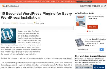 http://www.1stwebdesigner.com/freebies/essential-wordpress-plugins/