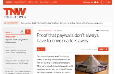 http://thenextweb.com/media/2011/01/18/proof-that-paywalls-dont-always-have-to-drive-readers-away/