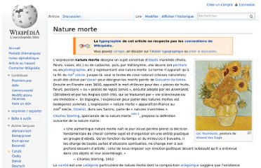 http://fr.wikipedia.org/wiki/Nature_morte