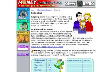 http://www.moneymatterstome.co.uk/5-Spending-And-Budgeting/Sub1/Budgeting.htm