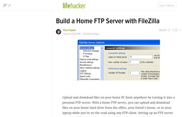 http://lifehacker.com/339887/build-a-home-ftp-server-with-filezilla