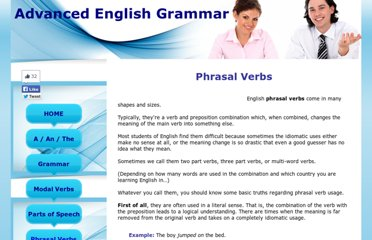 http://www.advanced-english-grammar.com/phrasal-verbs.html