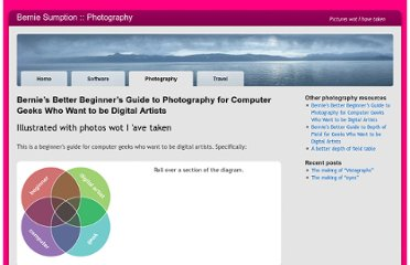 http://berniesumption.com/photography/beginners-guide-for-geeks/